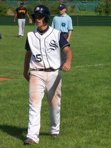 Luis Santa Cruz (15) war der Matchwinner im ersten Spiel für die Schanzer.