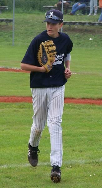 Michael Wöhrl bei der DM Jugend in Baldham 2007