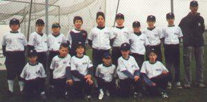 Schülermannschaft 2002