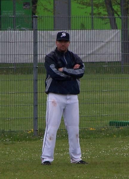 Marco Gennrich musste mit zwei bitteren Niederlagen den Rückweg aus Fürth antreten. (Foto: Rucker)